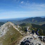Der Weg auf den Gipfel
